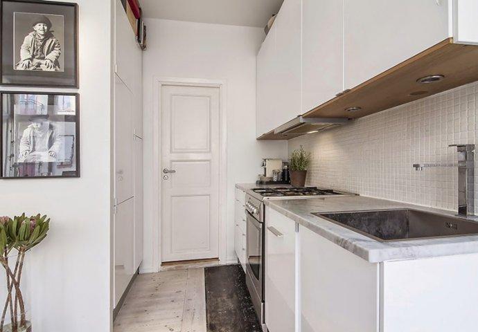 Komforno stanovanje u 34 kvadrata  Novi.ba