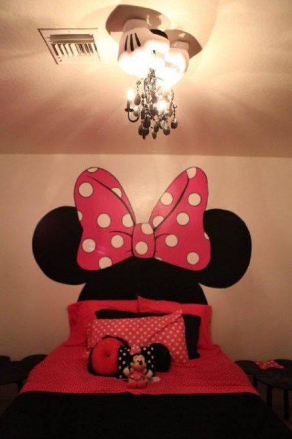 Mickey & Minnie Mouse inspiracija za dječije sobe  Novi.ba