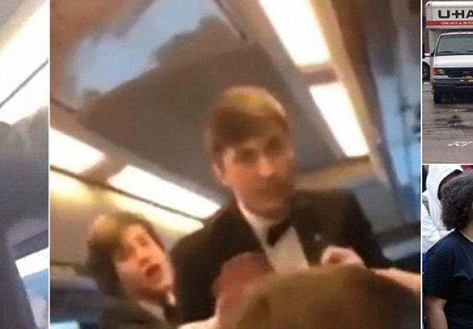 Rasizam u autobusu