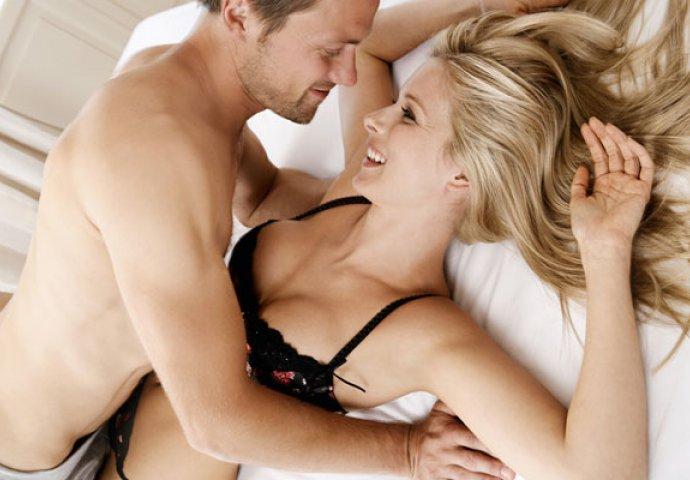 Zašto muškarci žele imati analni seks sa ženama