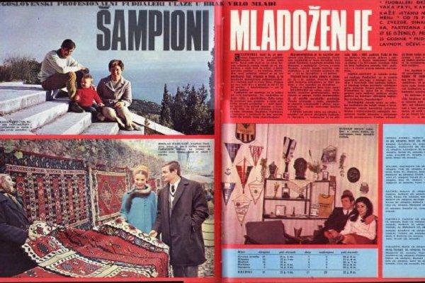 Zašto su nogometaši u Jugoslaviji toliko žurili u brak?