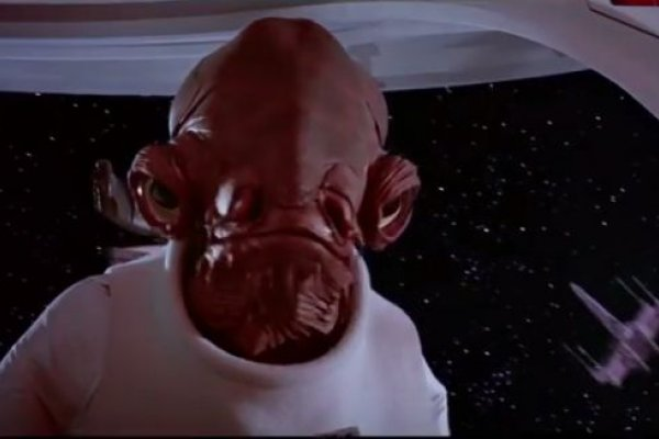 Preminuo legendarni admiral Ackbar iz Ratova zvijezda: It's a trap!