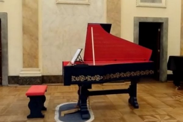 Nevjerovatan Da Vincijev instrument: 'Viola organista' i zvuk kakav još niste čuli! (VIDEO)