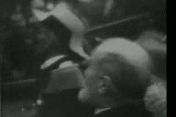 Ovo je prvi snimljeni atentat u historiji (VIDEO)