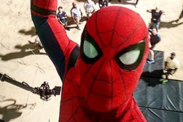 Ovo je prva fotografija sa snimanja novog Spider-Mana