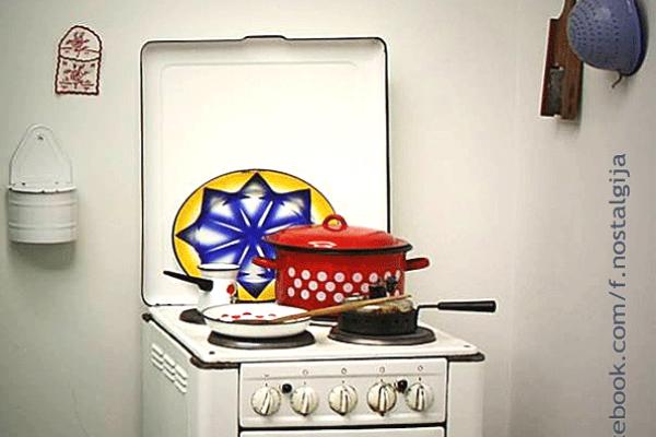 Kao u bakinoj kuhinji: Fotografija koja budi najljepše uspomene