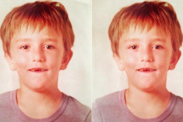 Da li ga možete prepoznati: Pogodite ko je simpatični dječak sa slike