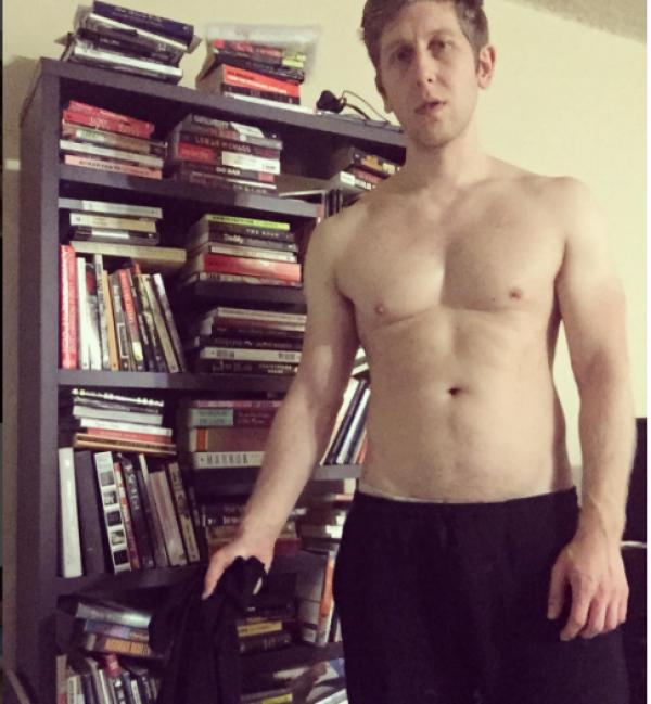 Gay muškarac crtani seks