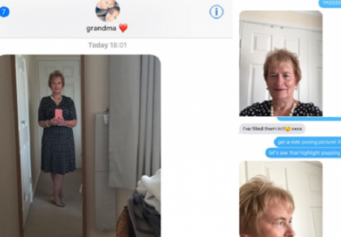 baka preko interneta web stranica za najbolje upoznavanja s preko 40 godina