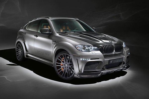 Tuning For The Bmw X6m E71 Novi Ba