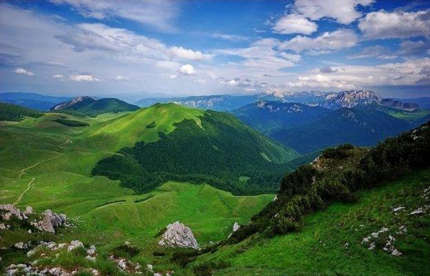 zelengora-mountain