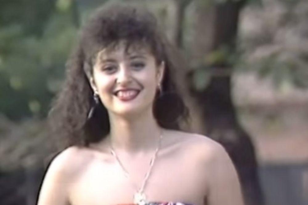 Ovako je izgledala na početku karijere: Dragana Mirković tvrdi da ...