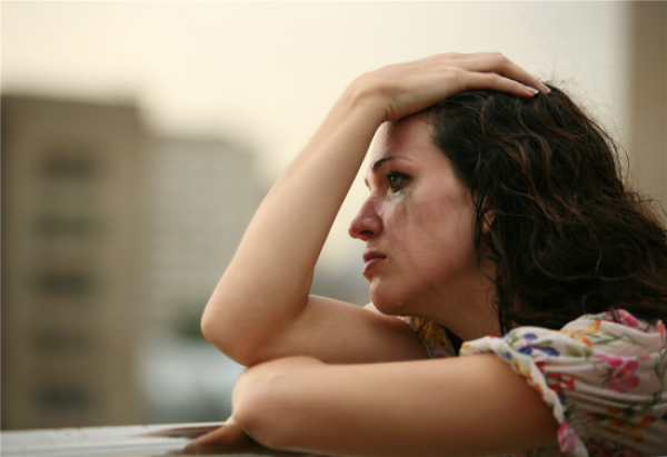 zena-place-razocarana-depresija
