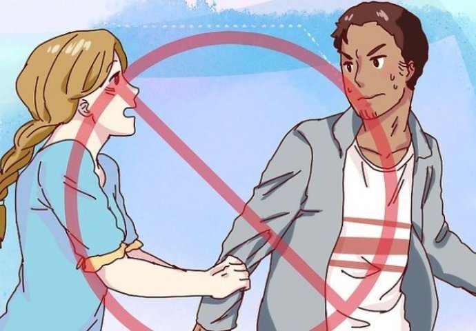 znakovi da se potajno izlaze razlika između izlazaka s djevojkom i ženom