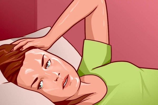 Потоотделение и трезвость – почему алкоголики страдают от ночного пота