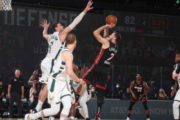 Bucksi nisu mogli bez Giannisa, Heat prvi finalista Istoka | Novi.ba